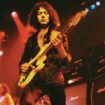 Ritche Blackmore of Rainbow