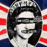 GOD SAVE THE QUEEN, SEX PISTOLS