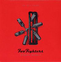 MONKEY WRENCH, THE FOO FIGHTERS
