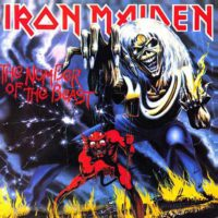 THE NUMBER OF THE BEAST, IRON MAIDEN