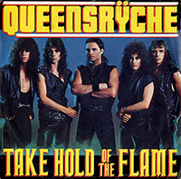 TAKE HOLD OF THE FLAME, QUEENSRYCHE