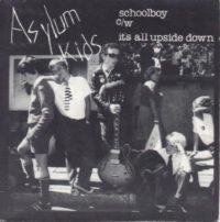 SCHOOLBOY, THE ASYLUM KIDS
