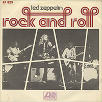 ROCK AND ROLL, LED ZEPPELIN