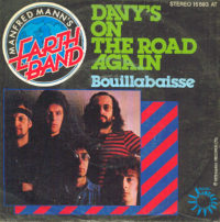 DAVY'S ON THE ROAD AGAIN, MANFRED MANN