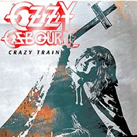 CRAZY TRAIN, OZZY OSBOURNE