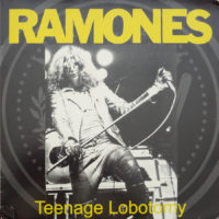 TEENAGE LOBOTOMY, RAMONES