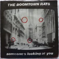 SOMEONE'S LOOKING AT YOU, BOOMTOWN RATS